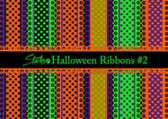 Halloween Rubans Patterns # 2