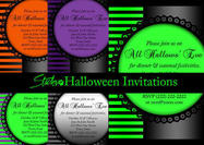 Halloween-invitation-templates
