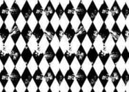 Seamless Distressed Diamond Pattern