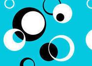 Mod cirkelmönster