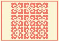 Coral Ornament Photoshop Pattern