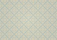 Blue Vintage Ornament Pattern Photoshop