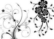 Free Floral Swirls Brushes