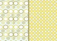 Kostenlose Funky Retro Patterns