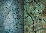Gratis Grungy Cracked Textures