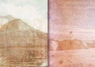 Gratis Grungy Montaña Texturas