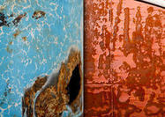 Gratis Rusty Texturas metálicas