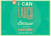 Laugh Poster PSD Background