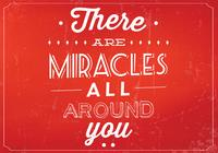 Red Miracles PSD Background