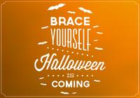 Halloween poster psd background