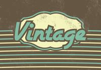 Striped Vintage PSD Background