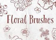 Floral-brushes-the-smell-of-roses
