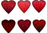 Red-heart-stones-psds