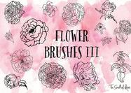 Flower Brushes Part 3 - The Smell of Roses