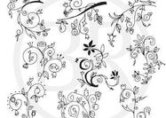 In-blossom-hand-drawn-floral-brushes