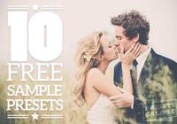 10 gratis Pro Presets Lightroom