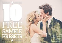 10 Free Pro Lightroom Presets