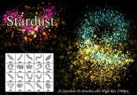 20 Stardust Ps Brushes abr.