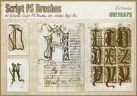 Victorian Script PS Brushes abr.