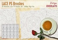 Lace Tile PS escova abr.