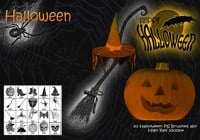 Brosses PS de Halloween abr