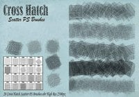 Cross Hatch Scatter PS Brushes abr.