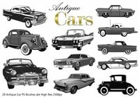 Antique Cars PS Brushes abr