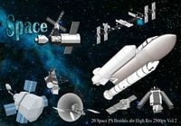 Space PS Brushes abr Vol.2