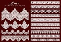 Lace PS Brushes abr vol 3