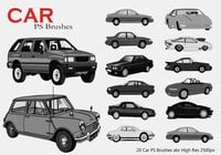 Car PS Brushes abr