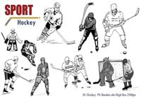 Hockey Ps Borstar abr.