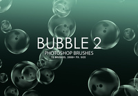 Bubble Photoshop Brushes 2 gratis