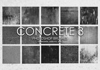 Free Concrete Photoshop Brushes 3