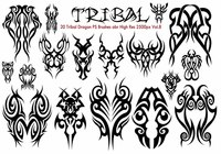 Tribal PS Penslar Vol.8