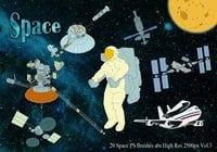 Space PS Brushes abr Vol.3
