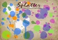 Splatter PS Pensels abr