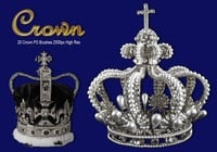 Crown PS Borstels