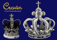 Crown PS borstar