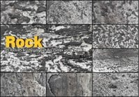 Rock Texture PS Bürsten abr vol.3