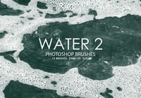 Gratis Water Photoshop Borstels 2