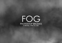 Gratis Fog Photoshop Borstels