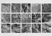 Free Rock Pinceles para Photoshop 3