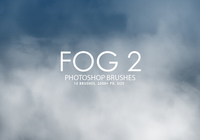 Free Fog Photoshop Brushes 2