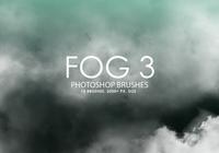 Free Fog Photoshop Brushes 3