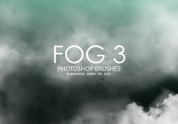 Gratis Fog Photoshop Borstels 3