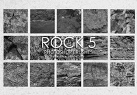 Escovas gratuitas do photoshop de rock 5