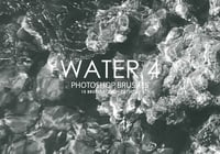 Free Water Photoshop Brushes 4