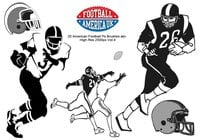 20  Football Ps Brushes abr.  vol 4