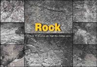 Rock Texture PS Borstels abr vol.6