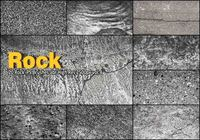Rock Texture PS Brushes abr  vol.4